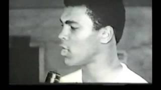 Ingemar Johansson | Muhammad Ali (exhibition)