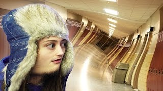 TRIPPING AT SCHOOL (CAUGHT BY COPS) by xCodeh