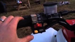 9. 2000 Polaris Trail Boss 325 2x4 automatic ATV four wheeler