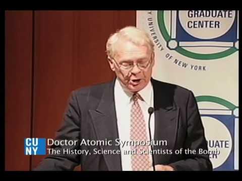 Doctor Atomic: Die Geschichte, Wissenschaft und Wissenschaftler der Bombe