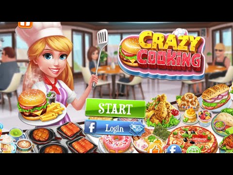 Crazy Cooking Game For Kids