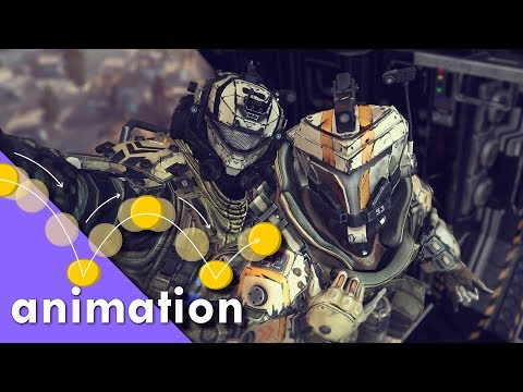 Titanfall 2: DLC Animation (видео)