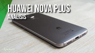 Huawei Nova Plus, análisis