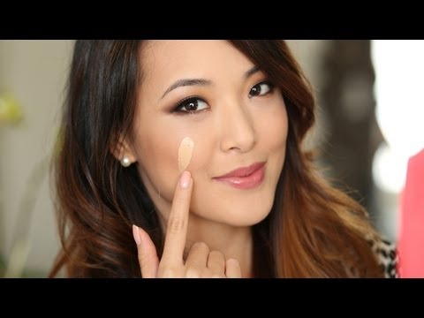How to Cover Acne & Basic Foundation Routine
