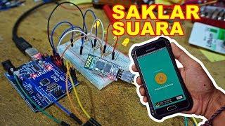 Download Project :http://duwiarsana.com/membuat-saklar-suara-berbasis-arduino/Bahan bahan yang diperlukan ada pada artikel di duwiarsana.com . silahkan download dan buat sendiri ya :D