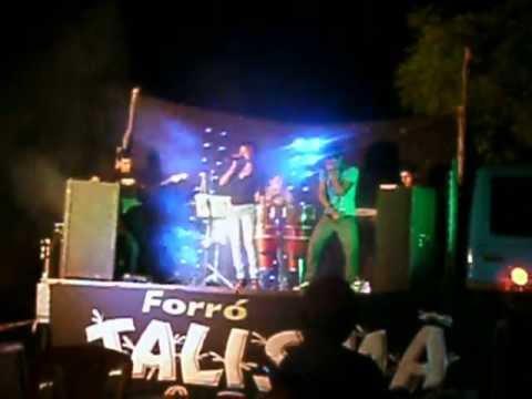 BANDA TALISMÃ o show ao vivo de campo largo-pi