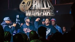Go-Rilla Warfare | Charlie Clips vs. Hitman Holla