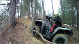 9. ATV Review: 2012 Can Am Outlander 1000 XT