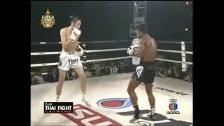 Thai Fight Extreme 2011 in Japan Buakaw vs Makino