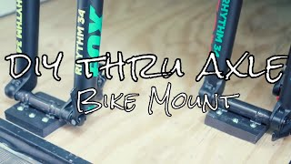 Video DIY Thru Axle Bike Mount MP3, 3GP, MP4, WEBM, AVI, FLV Februari 2019