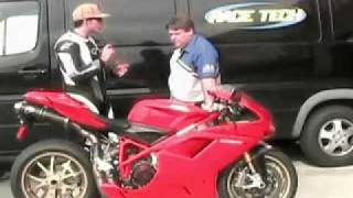 4. Ducati 1098S Corse - Motorcycle Review Videos