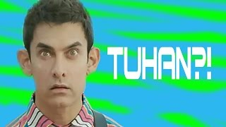 "Video Makna Tuhan ""PK"" Film MP3, 3GP, MP4, WEBM, AVI, FLV Januari 2019"