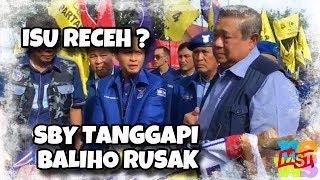 Video Tanggapi Baliho Rusak, Bukti Partai Demokrat Urus Hal Receh! MP3, 3GP, MP4, WEBM, AVI, FLV Desember 2018