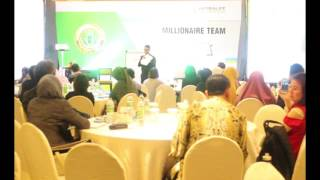 Personal Development Training for PT Herbalife Indonesia