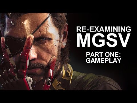 , title : 'Going Back to MGSV: The Phantom Pain (Part 1: Gameplay)'