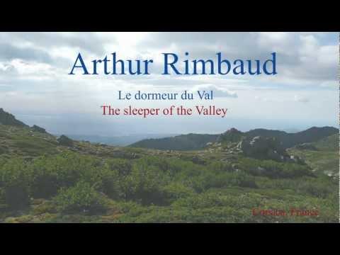 French poem le dormeur du val by - Arthur rimbaud le dormeur du val analyse ...