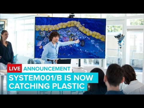 The Ocean Cleanup - Press Announcement