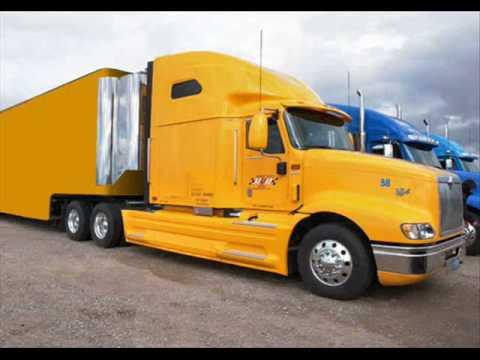trucks convoy