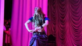 """Танец с сюжетом. """"История Пиратки"""" Агапии Савицкой."""