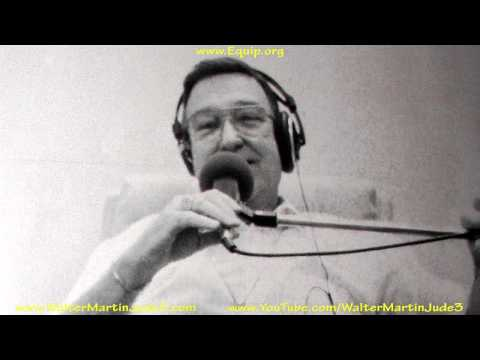 Bible Answer Man Program 1987: Walter Martin Interviews Former Jehovah's Witnesses