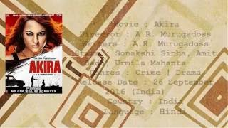 Nonton Akira 2016 Hindi Upcoming Indian Action Drama Film Young Akira Film Subtitle Indonesia Streaming Movie Download