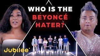 Video 6 Beyonce Fans vs 1 Secret Hater MP3, 3GP, MP4, WEBM, AVI, FLV Juni 2019