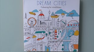 This colouring book is full of pages of imaginary cities and real cities such as Sydney, London and Tokyo to colour in.  They even have cities that are in the clouds, trees and in the jungle.  What's your dream city?Music - Sheep May Safely Graze - BWV 208 - Kevin MacLeod.Instagram:  https://instagram.com/rosy_kia/Facebook:  https://www.facebook.com/profile.php?...Twitter:  https://twitter.com/RosyKiaFor any products/services that are mentioned or are featured in this video, they are purchased myself.Any statements or opinions stated are my own.This video is not sponsored.