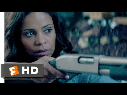 The Perfect Guy (2015) - Lesson in Self Defense Scene (8/10) | Movieclips