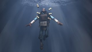 SFM: Underwater (Poster Time Lapse)