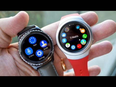 Samsung Gear S2 Hands-On  Move over Android Wear