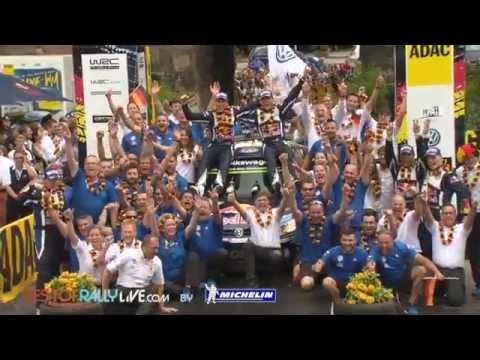 Vídeo lo mejor del WRC Rallye Alemania 2015
