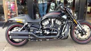 7. 2013 HARLEY-DAVIDSON VRSCDX NIGHT ROD SPECIAL @ West Coast Harley-Davidson, Glasgow, Scotland