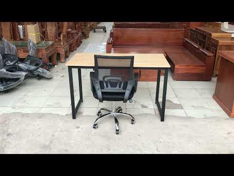 Bộ bàn ghế làm việc văn phòng giá rẻ