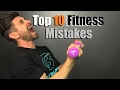 Top 10 Fitness Mistakes KILLING Your Progress!