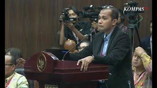 Download Video Bambang Widjojanto Protes Ahli 01 Berdiri di Mimbar MK MP3 3GP MP4