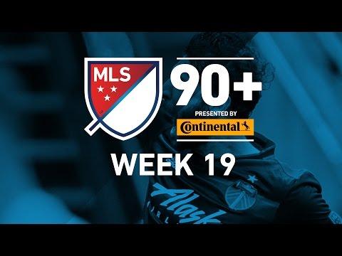 MLS:  The Best of Week 19