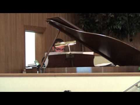 Amazing Grace (Seth Johnson, piano)