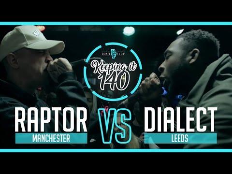 RAPTOR WARHURST VS DIALECT | DON'T FLOP GRIME CLASH @raptorwarhurst @dialect1