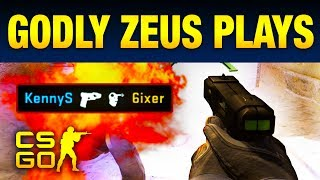 CS:GO  https://csgoempire.com/r/guides  Top 10 Amazing Zeus Plays In CS:GO History. These are some of the most deadly and embarrassing moments involving the zeus. From KennyS, to Cloud 9. The best CS:GO Players are all here for the best pro moments.Follow Us on Social Media!★ Twitter: http://Twitter.com/UltraGuides★ Discord: https://discord.gg/ultra★ Twitch: http://Twitch.tv/UltraGuides___That just about does it for this video guys, if you liked Top 10 Amazing Zeus Plays In CS:GO History , hit that like button, if you want to see more videos like this as they are made public, subscribe. If you want to enter in some sick giveaways, you can follow us on twitter @UltraGuides. If you wanna hang with me and the other UG members, you can join our Discord server.  Thank you so much for staying till the end of the video. Stay amazing, and we will see you, in the next one.