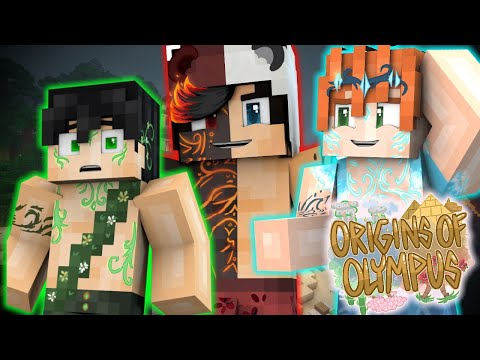 WE NEARLY GOT CAUGHT?! | Origins of Olympus S2 EP 7 | (Minecraft Percy Jackson Roleplay)