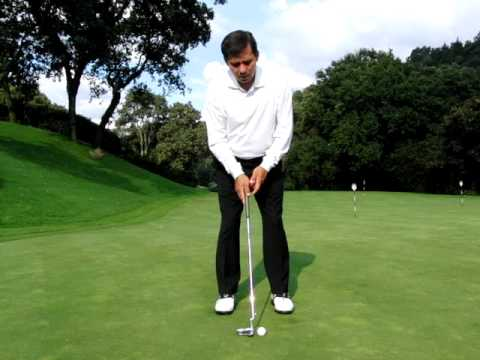 GOLF LESSONS – PUTTING – SUMMARY ADDRESS