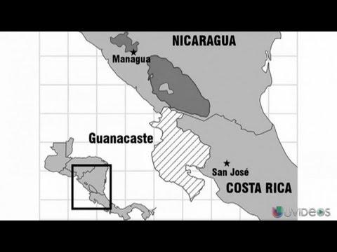 Nicaragua y Costa Rica en conflicto territorial – UVideos