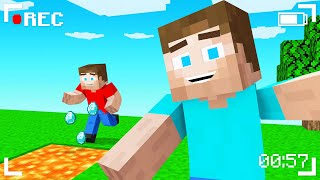 We Became VLOGGERS In Minecraft!