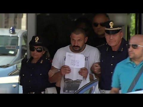 Ιταλία: Χειροπέδες στον δράστη της δολοφονικής επίθεσης σε πρόσφυγα