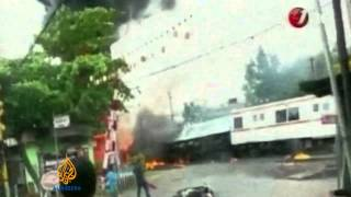 Indonesia train crash claims fatalities