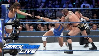 Nonton American Alpha vs Wyatt Family - Tag Team Title  #1 Contenders' Match: SmackDown LIVE, Nov 29, 2016 Film Subtitle Indonesia Streaming Movie Download