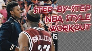 I get a lot of requests for a walkthrough of my NBA-Style Clinics for young athletes. You will still gain more by actually attending one, but I hope this can help those who are not able to. I included as many drills as I could. Realize there is more to my clinics than just represented by this video. Thank you all for the support, enjoy.Please feel free to contact me for any questions. Sponsored by League Music EntertainmentSUBSCRIBE to my channel here - http://bit.ly/BoneCollectorSubMake Sure To Follow Me On Social: ► Instagram - https://instagram.com/bonecollector6/ ► Facebook - https://facebook.com/bonecollector6 ► Twitter - https://twitter.com/bonecollector23