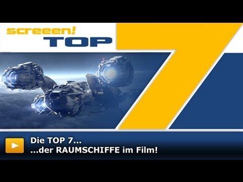 Top7 der RAUMSCHIFFE im Film!