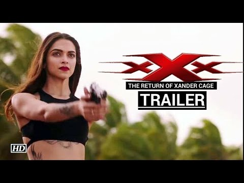 Video Watch Deepika Padukone as Serena   Teaser 'xXx: The Return of Xander Cage' download in MP3, 3GP, MP4, WEBM, AVI, FLV January 2017