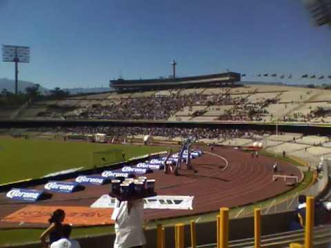 Estadio Olímpico universitario/UNAM